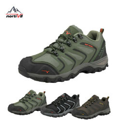 NORTIV 8 Mens Low Top Waterproof Outdoor Hiking Backpacking Work Boots Shoes US $37.99