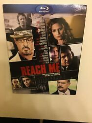 Reach Me Blu-ray-Brand new **+fast shipping $6.50
