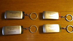 Mohnton Popcorn Growers LED Flashlight Keychains 4 Assorted Colors. Brand NEW $9.95