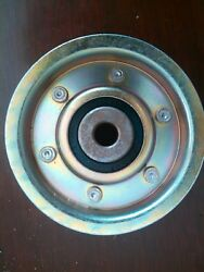 Cub Cadet Commercial Flat Idler Pulley WAdapter