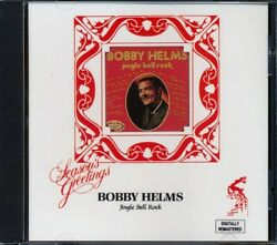 SEALED NEW CD Bobby Helms - Jingle Bell Rock