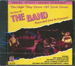 SEALED NEW CD Band The - The Night They Drove Old Dixie Down: The Best Of The B