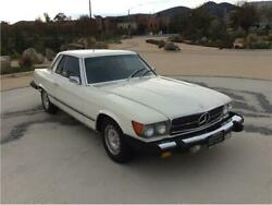 1974 Mercedes SL-Class -- white Mercedes 450slc with 78719 Miles available now!