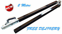 BOAT TRAILER LAUNCHING POLE  RETRIEVAL BAR 2 Metre Extension Reach Arm HITCH $99.72