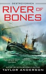 River of Bones Paperback by Anderson Taylor Brand New Free shipping in th...