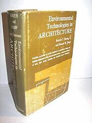 Environmental Technologies in Architecture $4.49