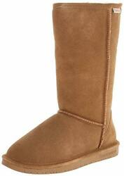 BEARPAW Women#x27;s Emma Tall 612 W BootHickory Champagne5 M US $33.00