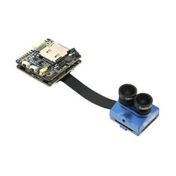 Caddx Tarsier 30fps 1200TVL Dual Lens Super WDR WiFi Mini FPV Camera HD $89.07