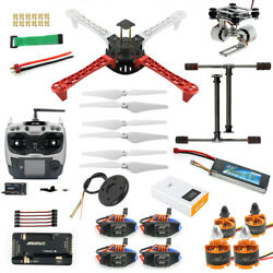 QWinOut DIY Quadcopter Frame kit 920KV CW CCW Motors 9433 Propellers $257.43