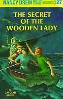 Secret of the Wooden Lady by Keene Carolyn-ExLibrary