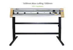 1600mm CCD Auto Contour Cutter Plotter For Car Wrap Vinyl Cutting 63