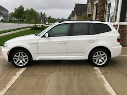 2007 BMW X3 w M SPORT Package 117kmi Newer brakes rotors shocks struts.