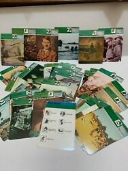 1979 81 Panarizon Story of America #12 WARS ABROAD 72 Cards RARE $24.00