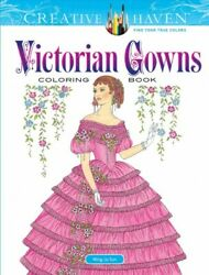 Victorian Gowns Paperback by Sun Ming-Ju Like New Used Free shipping in t...
