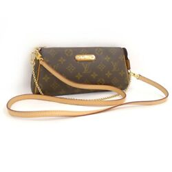 Louis Vuitton Eva 2WAY shoulder bag  clutch bag Monogram M95567 (45399
