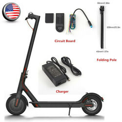 For Xiaomi MIJIA M365 Scooter Part Folding Pole, Circuit board,Charger US SELLER $15.54