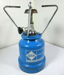 Camping Gaz Super Bleuet Camping Hiking Portable Gas Stove with Fuel Canister $19.95