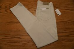 NWT MEN'S JOE'S JEANS PANTS Size 32 x 34 Slim Fit Mancini Khaki CFDMC88215