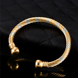 Magnetic Therapy Bangle Copper Balance Energy Stress Arthritis Pain Relief Golf $14.93