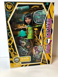 MONSTER HIGH 2009 CLEO DE NILE DAWN OF THE DANCE DAUGHTER OF THE MUMMY DOLL