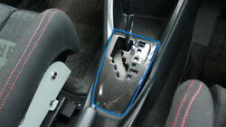 SHIFT COVER CARBON FOR TOYOTA YARIS HATCHBACK 2013 $24.00