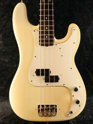 Fender 1965 Precision Bass -Refinish Vintage White- from Japan