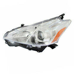 For 12 14 Prius V Wagon 1.8L Front Headlight Headlamp Head Light Lamp Left Side $190.95