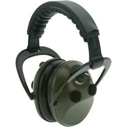Bald Eagle BE1148 Dual Mic Electronic Earmuffs