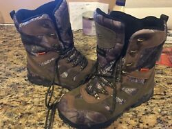 SHE Outdoor Cami High Insulated Waterproof HuntingWork Boots for Ladie size 8.5