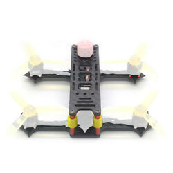 QWinOut 3 inch Wheelbase 135mm 3K Carbon Fiber Frame for DIY Quadcopter $15.69