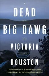 Dead Big Dawg Paperback by Houston Victoria Like New Used Free shipping i...