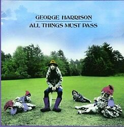 George Harrison All Things Must Pass 2CD Remastered (RARE) w20-pg booklet