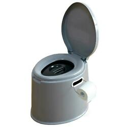 Portable Travel Toilet Camping Hiking Non Electric Waterless Composting Commode $72.77