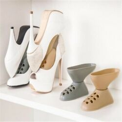 Creative Shoes Support Rack High Heel Holder Organizer Stand Y-Shape Space Save