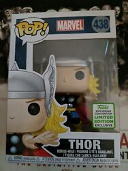 Thor Funko Pop (ECCC Shared Exclusive 2019)