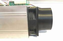Antminer S9 S9i E3 T9 V9 X3 L3+ D3  A3 Fan Duct Cooling Shroud to 4 in Hose