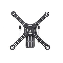 380mm Wheelbase 4 Axis Carbon Fiber with fixed Landing Gear for DIY Drone Kit $34.58