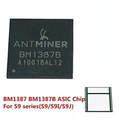 Replacement BM1387B ASIC Chip For Antminer S9 series S9S9IS9J Bitcoin Miner h