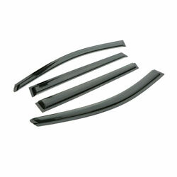 X917 Fit for Jeep Cherokee 14-19 Window Visor Rain Guard tape-on Front