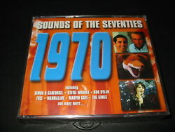 Readers Digest NEW SEALED Sounds of the Seventies 1970 3 CD 70s pop hits
