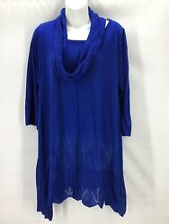 NWT Stein Mart Gorgeous Pullover Sweater Size XL 100% Acrylic #K19 $36.10