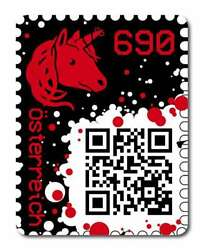 Crypto Stamps - RED