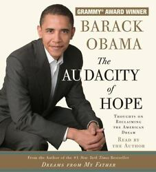The Audacity of Hope : Thoughts on Reclaiming the American Dream by Barack...08