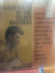 The Everly Brothers The Golden Hits Of The Everly Brothers Vinyl LP $4.17