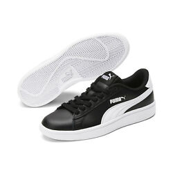 PUMA Junior Smash v2 Leather Sneakers $24.99
