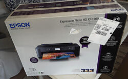 Epson Expression Photo HD XP-15000 Wireless Wide-Format Color Inkjet Printer