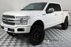 2019 Ford F-150  Platinum 6 Inch RBP Lift 20 Inch RBP Wheels