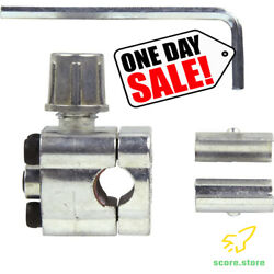 Supco BPV31 Bullet Piercing Valve Metal - Genuine Replacement Part Silver NEW