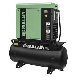 SULLAIR ST510R208-230460360 Rotary Screw Air Compressor7.50 HP $6,895.23