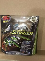 New Sealed Box Air Hogs Havoc Stinger Remote Helicopter Set Age 8 Unisex $29.99